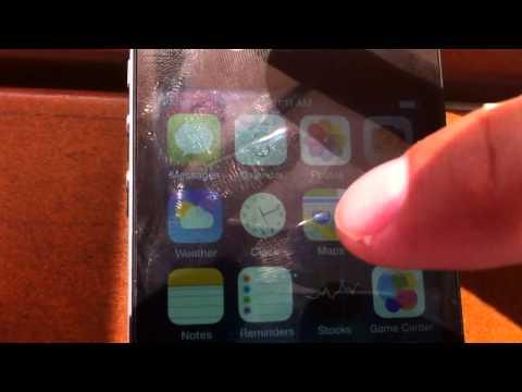 Iphone 4s ios 7.1.2 unlocked gevey ultra s/ r-sim air with cydia.neterteam.com 3g cdma patch