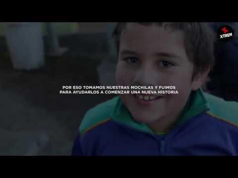 Xtrem apadrinando las escuelas de Hualqui