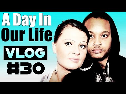 A Day in our Life Vlog #30 - Stomach Flu -