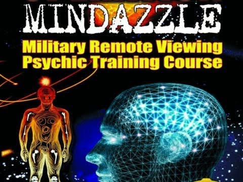 Military Remote Viewing Psychic Training Course