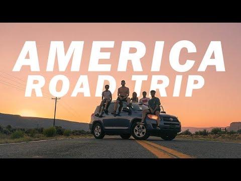 NORTH AMERICA ROAD TRIP 2017