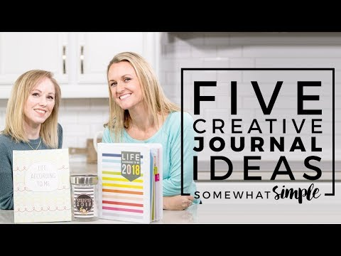 Documenting Life – 5 Creative Journal Ideas