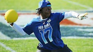 Dodgeball: 2018 Pro Bowl Skills Showdown | NFL Highlights