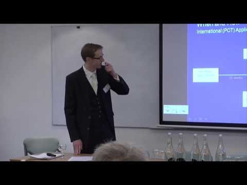James Robey - China (2)- Video 2: Protecting Intellectual Property Rights in Overseas Markets