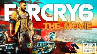 FAR CRY 6 All Cutscenes (Game Movie) 4K Ultra HD