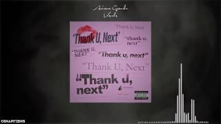 Ariana Grande  Thank U Next  Almost Studio Acapella
