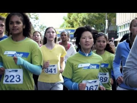 Be The One Run - support patients in need of a bone marrow transplant