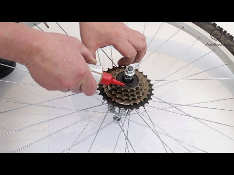 Lubricate A Bike Freewheel