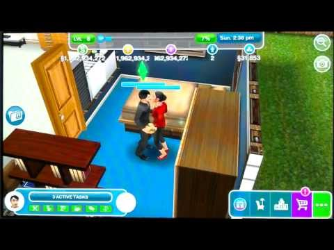 The Sims Freeplay - Love Is In The Air