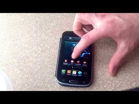 How to move apps and delete them off your main screen - samsung galaxy s3