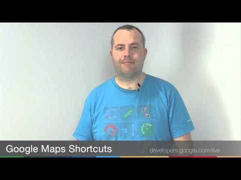 Maps Shortcuts: Google Street View in iOS apps