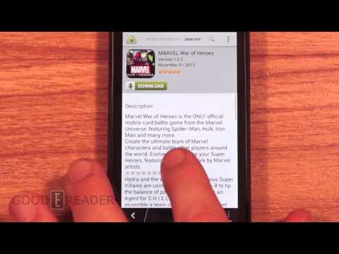 How to load APK Files on the Blackberry Z10, Q10, Z30 and Q5