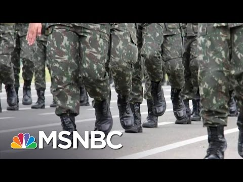 Vets Hammer Congress: 'Keep Your Hands Off My GI Bill' | For The Record | MSNBC