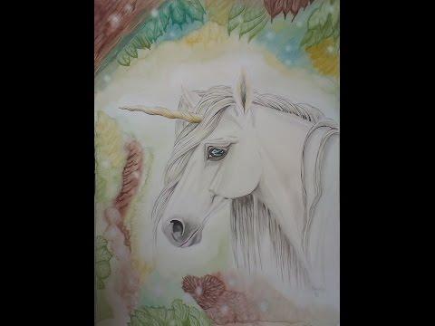 Watercolor by KEWA