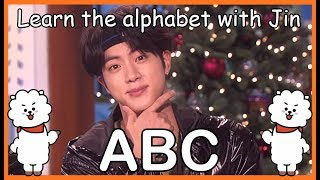 Download LEARN THE ALPHABET WITH BTS' JIN Video