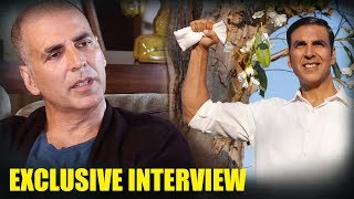 Akshay Kumar Talks About The Iconic Scene Of Wearing Sanitary Pad In Padman