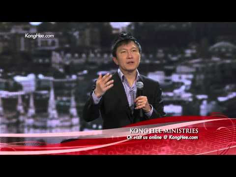 Kong Hee - Invest Like Jesus (Part 1)
