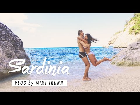 Crazy Adventures in Sardinia | Mimi Ikonn Vlog