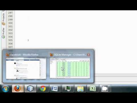Java prog#94.Import or upload CSV file to database MySql,Sqlite) using Java code Part 2