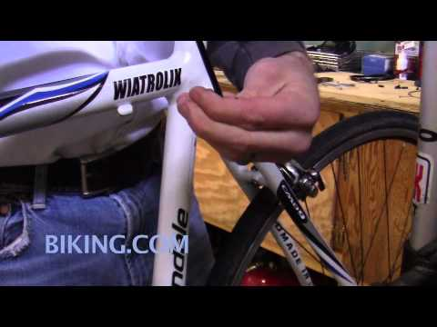 How To Install SRAM Road Bike Brakes