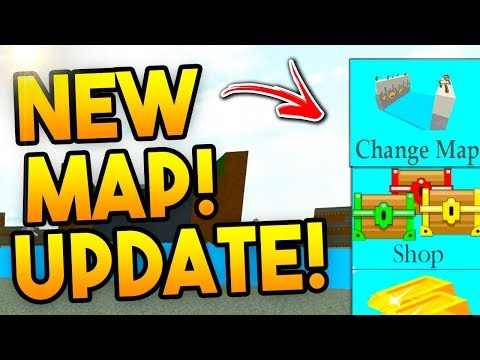*HUGE UPDATE* (New Map & More?)   Build A Boat For Treasure ROBLOX