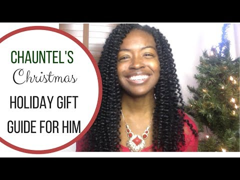 Christmas Holiday Gift Guide for Him - Gift Ideas - Happy Relationship