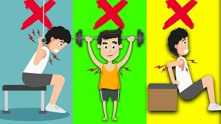9 Exercises You Should NEVER DO AGAIN!