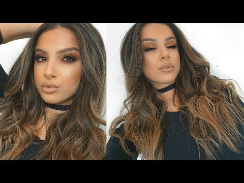 Chatty Get Ready With Me | NEW HAIR + LIFE UPDATES!