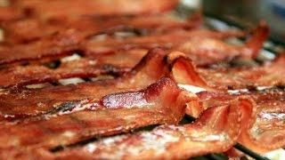 Matt Stonie sets Bacon Eating Record at Daytona 500