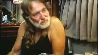Willie Nelson talks about Texas, Nashville, Opry, Abbott and sings with sister
