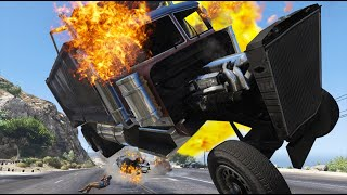 gta car crashes Videos - 9tube tv