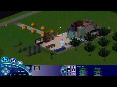 The Sims 1- Ghosts