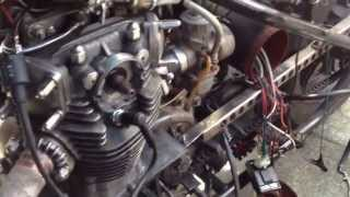 XS650 Build Diary #5 - Ignition Circuit Overview Videos & Books