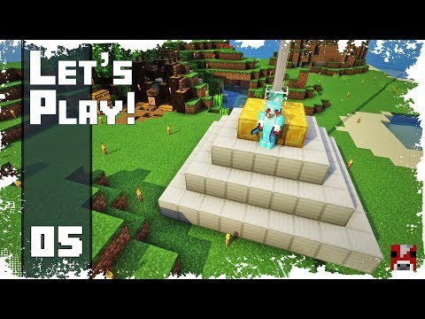 Minecraft Timelapse - SURVIVAL LET'S PLAY - Ep. 05 - Resource Gathering! (WORLD DOWNLOAD)