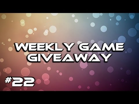Game Giveaway Week 22 (CLOSED) + Week 21 Winners