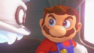 Super Mario Odyssey Gameplay Part 5 - Lost Kingdom (nintendo Switch)