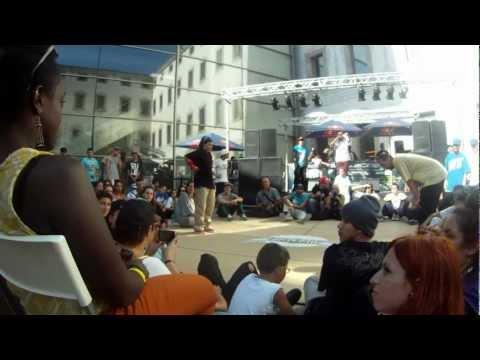 Hipnotik 2012. Final House Dance