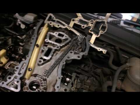 TIMING CHAIN VAUXHALL ASTRA 1.4 UPDATE DISASTRA! PART 2