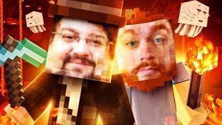 Minecraft - A Descida
