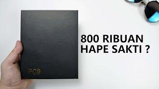 CUMA 800 RIBUAN AJA !! - Unboxing Prince PC9