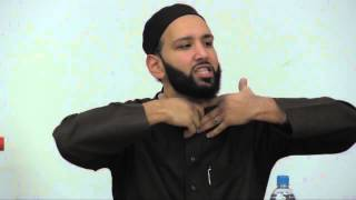 Shaykh Omar Suleiman - Art of Forgiveness | likeMEDIA.tv