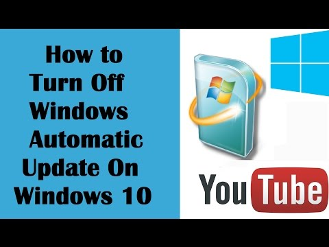 How to stop Automatic Update On Windows 10 - youknowsomething tech news