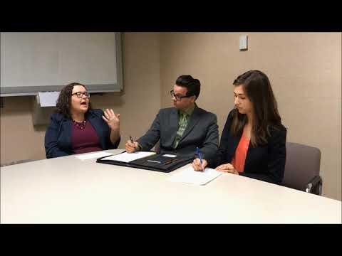 Interviewing 2 – Behavioral Interview
