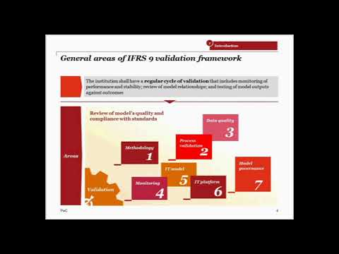 International Basel IV-Channel, Validation of IFRS 9, 11th august 17