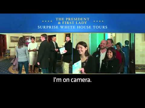 9 Funniest People on the White House Tour