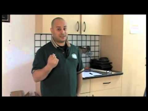 How to program a Marantec garage door opener and remote.
