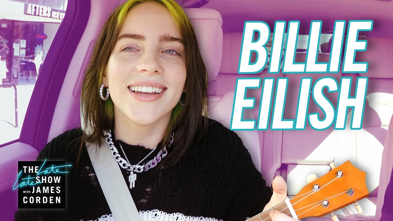 Billie Eilish Carpool Karaoke