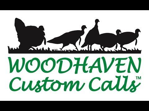 Scott Ellis Signature Turkey Call with Woodhaven Custom Calls