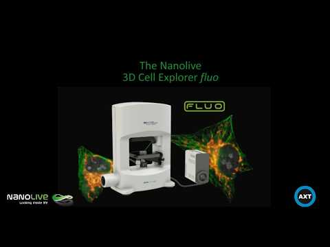 Assembly and Setup of the Nanolive 3D Cell Explorer Fluo