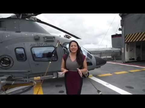 Annalisa Burgos anchor reporter 2016